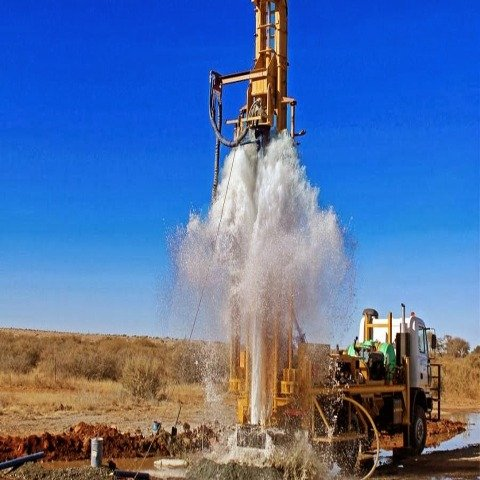 Drilling Rigs |Hardrock Provides full range of quality bore drilling rigs